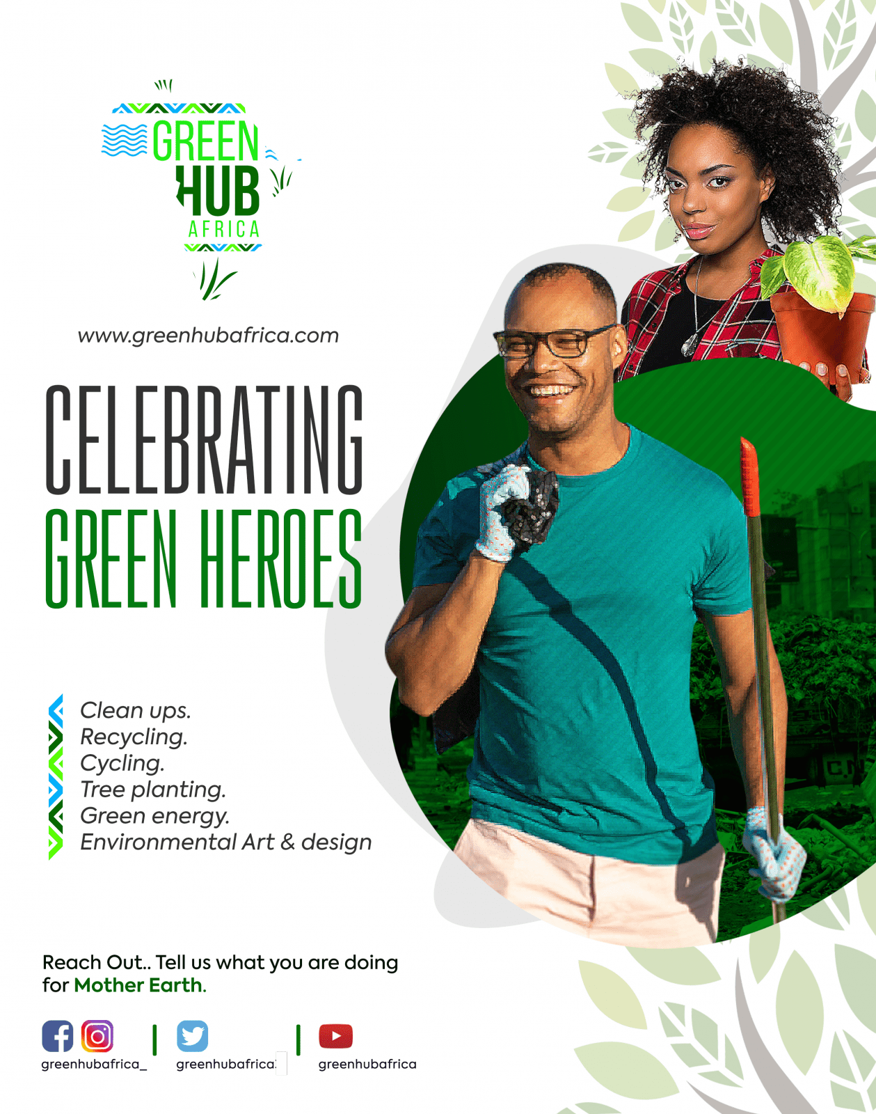 Green Heroes Giveaway Competition